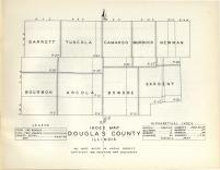Index Map, Douglas County 1950